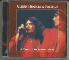 Glenn Hughes & Friends - A Tribute to Tommy Bolin - CD 1999 Event/SPV