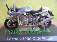 MOTO 1/24  VOXAN V1000 CAFE RACER  COLLECTION GM  MOTORRAD MOTORCYCLE