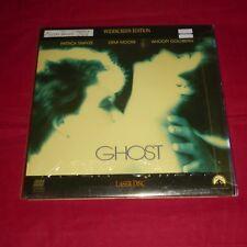 LaserDisc Ghost Swayze Moore Widescreen