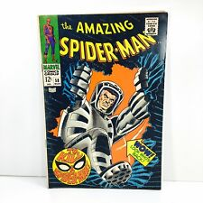Amazing Spiderman #58 Marvel Comics 1968 Silver Age Higher Grade Copy