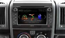 für FIAT Ducato 3 250 Auto Radio Wohnmobil Navigation USB DAB+ BT iPhone APP TMC