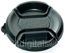 Front Lens Cap For Pentax SMC DA 12-24mm f/4 ED AL (IF) Lens Snap-on Glass Cover