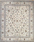 Hand-knotted Rug (Carpet) 7'11X9'11, Nain mint condition