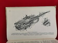 Bmp-1 Ifv Apc Infantry Armored Vehicle Manual Vtg Military Book Russian Ussr Old