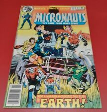 Micronauts #2   2nd App (1979, Marvel) CHECK MY WEEKLY AUCTIONS,, COMBINED SHIP.