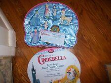 DISNEY 1950 CINDERELLA FIGURINE SET 9 PC Limited Edition