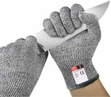 Lots Cut Resistant Gloves Safety Kitchen Cuts Skinning Gloves Oyster Shucking Us