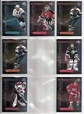 1999-00 UD Ovation 7-card Superstar Theater Hockey Lot   Patrick Roy   D Hasek