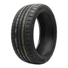 1 New Kumho Ecsta Ps91  - 245/35zr20 Tires 2453520 245 35 20