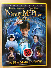 Emma Thompson Colin Firth NANNY MCPHEE ~ 2005 Family Comedy US 1 DVD