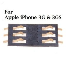 SIM CARD TRAY SLOT CONNECTOR READER HOLDER APPLE IPHONE 3G 3GS SPARE PART MODULE
