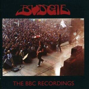 Budgie - The BBC Recordings (NEW 2CD)