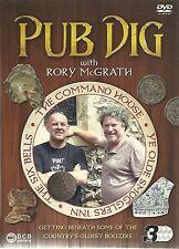 PUB DIG WITH RORY McGRATH - 3 DVD BOX SET - YE OLDE SMUGGLERS INN & MORE