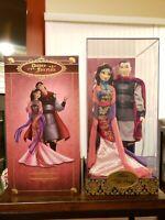 Disney Fairytale Designer Collection Mulan & Li Shang Limited Edition
