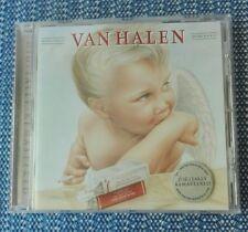 CD  Van Halen – 1984 Album, Reissue, Remastered (2000)