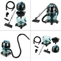 water filtration canister vacuum cleaner | kalorik floor blue bare cyclonic wet