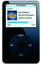 REFURBISHED Apple iPod Classic 5th Generation Gen 5 i Pod 30GB MA446LL/A Black
