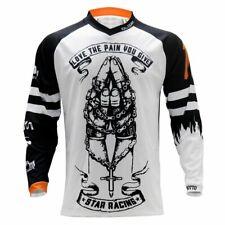 New listing Pro Moto Jersey Mountain Bike Clothing Mtb T-shirt Dh Mx Shirts Cross Motocross