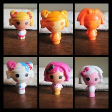 Lalaloopsy Micro Figures Figurines Collectable Rare Dolls, Clothing & Accessories Lovely Condition