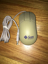 SUN CROSSBOW 3-BUTTON USB MOUSE 370-3632