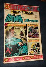 Brave and the Bold #115 VG- 3.5 batman the atom bronze age solomon grundy movie
