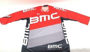 Pearl Izumi BMC Trailcrew Mountain Bike Jersey Baggy Red Women's Large - 215435