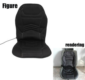 Universal 12V Powered safety Car Heating Seat Cover Auto Temperature Control