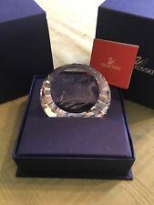 Swarovski Crystal 608238 Isadora 2002 Limited Ed Paperweight 7400 200 260