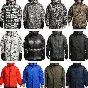 SOUTH PLAY Mens Ski Snowboard Jacket Jumper Parka Blazer Coat Tops COLLECTIONS