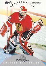 1996-97 Donruss Canadian Ice Hockey #113 Ed Belfour Chicago Blackhawks