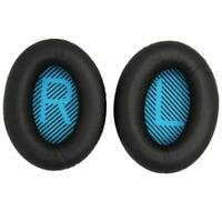 2pcs Replacement Earpads Earmuffs for Bose QC2 QC15 AE2 AE2I QC25 Headsets K1B
