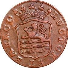 P0312 Dutch Republic Netherlands ZEE LAN DIA Zeelandia Duit 1794 -> Make offer