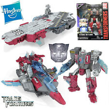 3 Changing Style Transformers Titans Return Voyager Blunderbuss & Broadside Toy