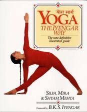 Yoga: The Iyengar Way (Paperback or Softback)