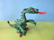 Playmobil  Drache grün  gross 7876 3268 Feuer Zunge Ritterburg 3666 4865 4866