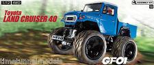 Tamiya 58589 Toyota Land Cruiser 40 Wheelie 4WD RC Car Kit *WITH* Tamiya ESC