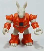 Hasbro Battle Beasts Series 3 - Ardent Aardvark  #67 - Fire Rub - No Weapon