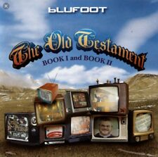 BLUFOOT - The Old Testament Book 1 & 2, 2CD's, new & sealed, aussie seller
