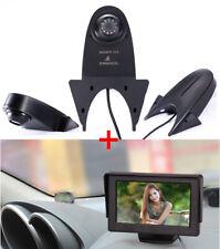 "HD 4.3""7"" Bildschirm Rückfahrkamera Für Mercedes Benz Transporter Citan Sprinter"