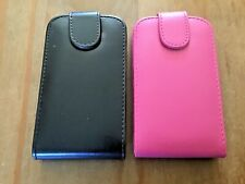 PROTECTIVE PU LEATHER FLIP CASE / COVER / WALLET FOR BLACKBERRY Q10 MOBILE PHONE