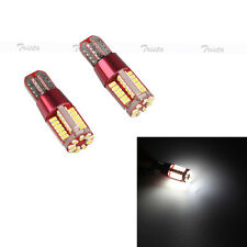 10x 57 SMD LED White Light  Canbus T10 W5W 194 Auto Car Side Lamp Bulb Tools