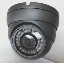 HD-CVI 1080p 2.4MP Motorized Zoom Auto Focus 2.8-12mm VF Dome Camera  Sony CMOS,