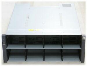"""NetApp DS4246 SAS Data Storage 2x PSU 580W im 19"""" Rack 2x IOM6 111-00190+B4"""