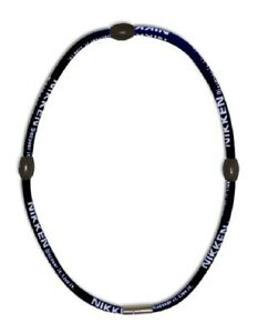 Nikken Kenko  PowerBand  Magnetic Necklace… Black New