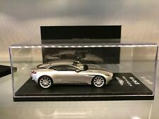 Aston Martin DB11 1:43 SCALE MODEL - Lightning Silver
