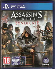 Assassin's Creed Syndicate PlayStation 4 PS4 (2015) Mint condition Great Game