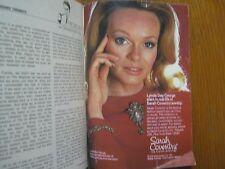 1974 TV Guide(LYNDA DAY GEORGE/SOUL TRAIN/DON CORNELIUS/J D CANNON/ROBERT MORLEY