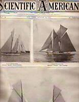 1906 Scientific American Aug 18-San Francisco Fire