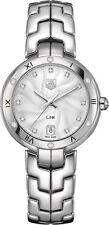 On Sale - Brand New Tag Heuer Link Women's Luxury Watch - Buy Now WAT1312.BA0956