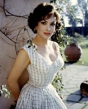 GINA LOLLOBRIGIDA 8X10 GLOSSY PHOTO PICTURE IMAGE #3